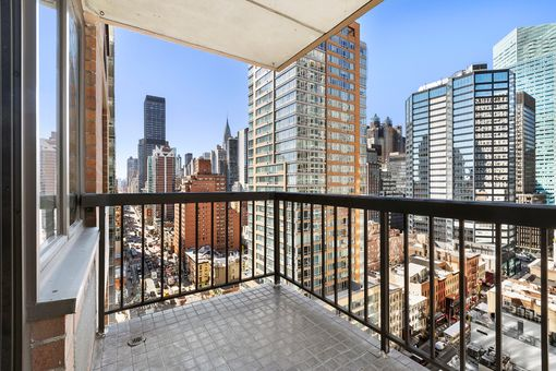 Connaught Tower, 300 East 54th Street, #19D