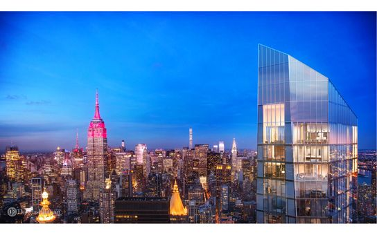 Madison Square Park Tower, 45 East 22nd Street, #PHAB