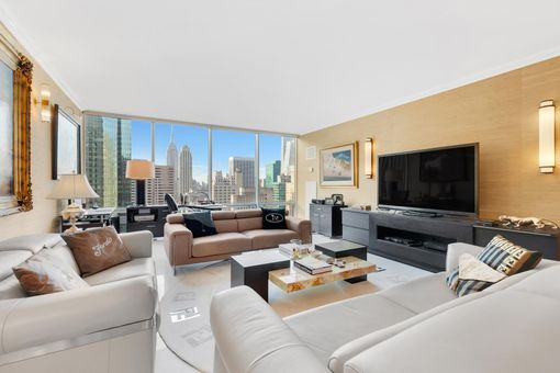 Olympic Tower, 641 Fifth Avenue, #30F