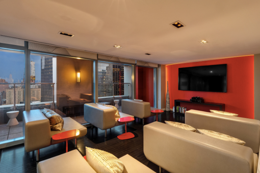 W Downtown Hotel & Residences, 123 Washington Street, #30B