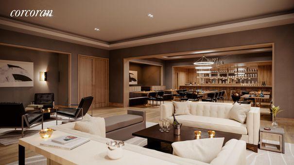 Waterline Square Luxury Rentals, 645 West 59th Street, #705