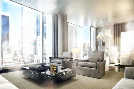 Baccarat Hotel & Residences, 20 West 53rd Street, #Penthouse