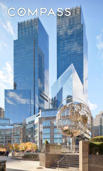 Time Warner Center, 25 Columbus Circle, #63E