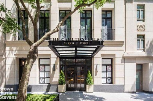 Carlton House, 21 East 61st Street, #5E