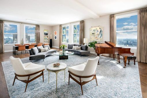 The Woolworth Tower Residences, 2 Park Place, #38A