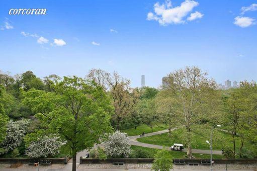 425 Central Park West, #6D