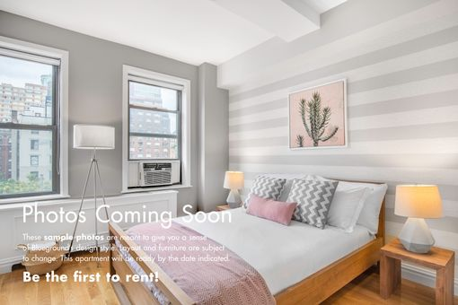 Henry Hall, 515 West 38th Street, #20H