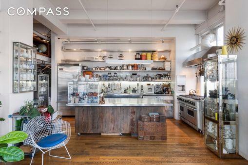 The Glass Farmhouse, 448 West 37th Street, #10D