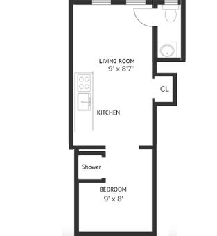 336 East 6th Street, #4RE