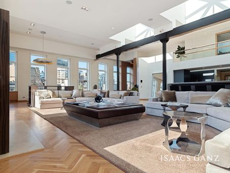 69 Wooster Street, #PENTHOUSE