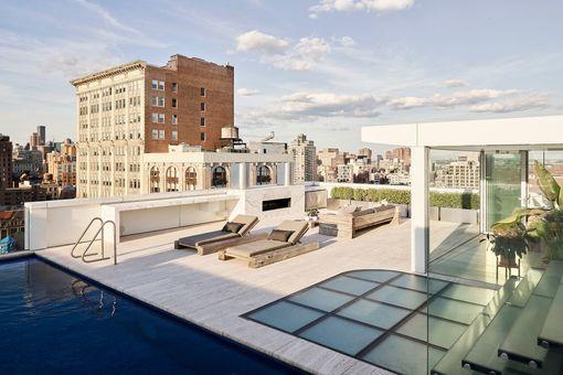 240 Park Avenue South, #Penthouse