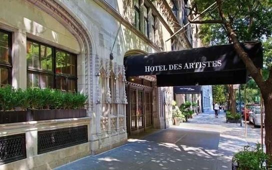 Hotel des Artistes, 1 West 67th Street, #401402