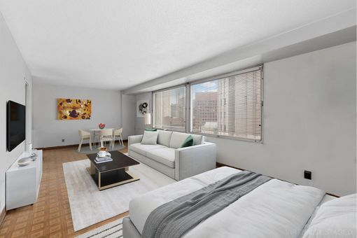 Chatham Towers, 180 Park Row, #13E