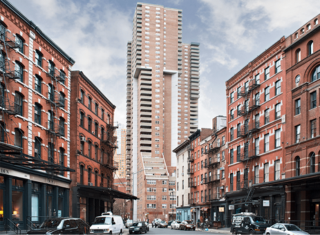 Independence Plaza, 310 Greenwich Street, #40-39J