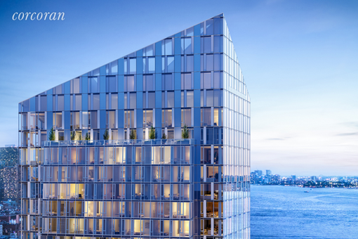 One Waterline Square, 10 Riverside Boulevard, #34A