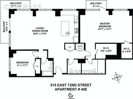 515 East 72nd Street, #40E