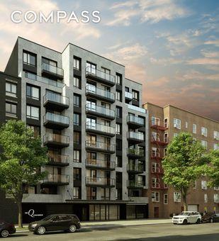 The Q Condo, 2218 Ocean Avenue, #6F