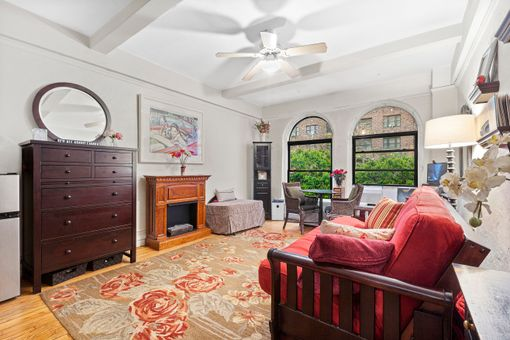 The Bancroft, 40 West 72nd Street, #21C