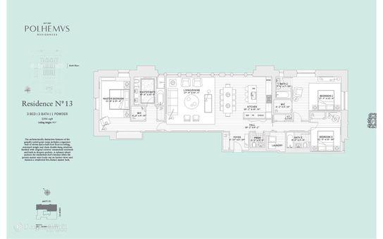 Polhemus Residences, 100 Amity Street, #RES13