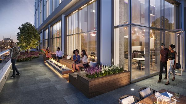 Brooklyn Point, 138 Willoughby Street, #21L
