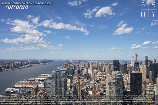 35 Hudson Yards, 500 West 33rd Street, #8603
