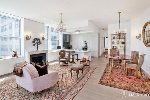 The Olcott, 27 West 72nd Street, #PHC