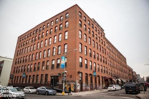 The Mill Building, 85 North 3rd Street, #208