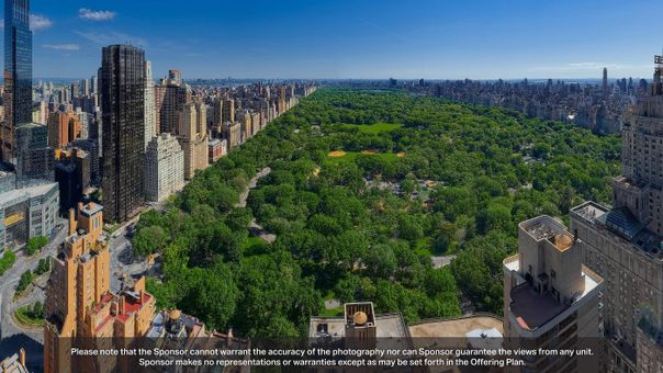 Central Park Tower, 217 West 57th Street, #46C