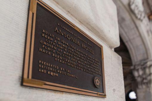 The Ansonia, 2109 Broadway, #540