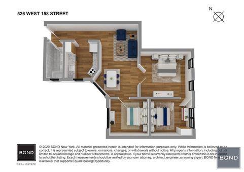 526 West 158th Street, #51