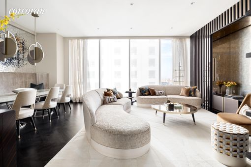 Central Park Tower, 217 West 57th Street, #33A