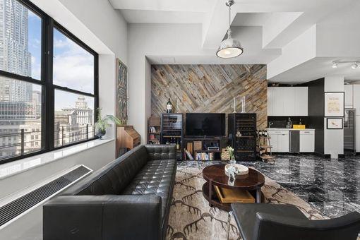 99 John Deco Lofts, 99 John Street, #PH10