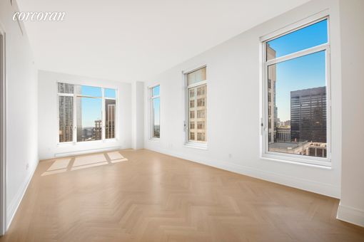 The Four Seasons Private Residences, 30 Park Place, #60C