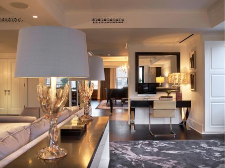 The Surrey, 20 East 76th Street, #PRESSUITE