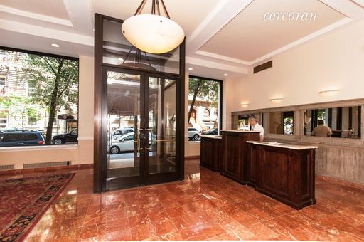 Lincoln Spencer Arms, 140 West 69th Street, #124A