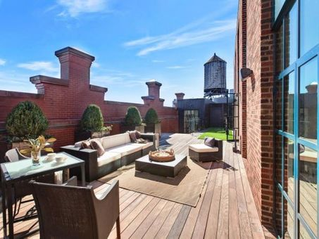The Puck Penthouses, 293 Lafayette Street, #PH1
