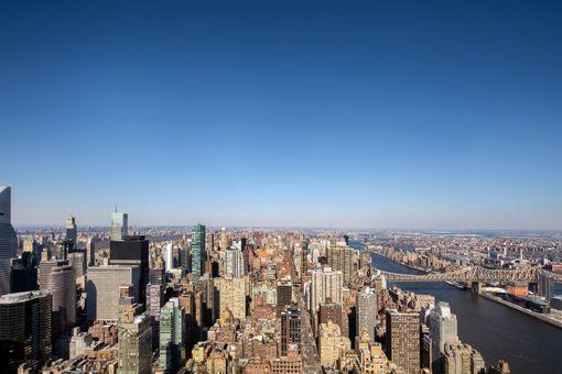 Trump World Tower, 845 United Nations Plaza, #81AD