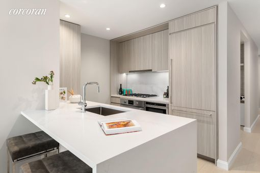 Waterline Square Luxury Rentals, 645 West 59th Street, #1407