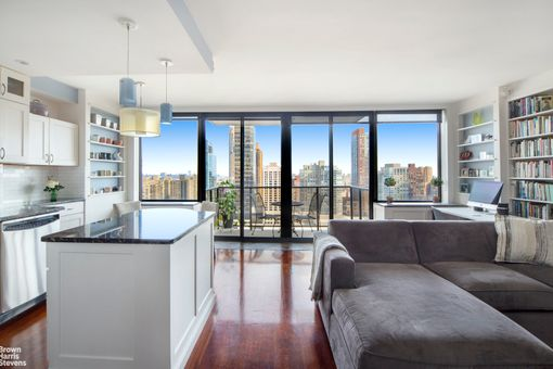 The Alfred, 161 West 61st Street, #31E