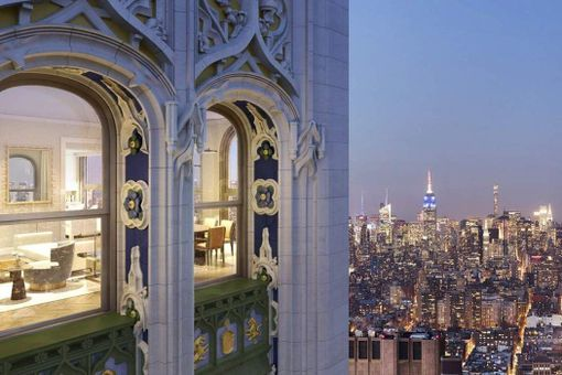 The Woolworth Tower Residences, 2 Park Place, #41B