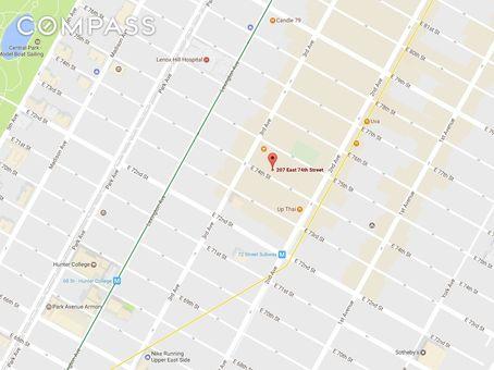 The Mayfair, 207 East 74th Street, #PHA
