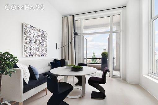 The Four Seasons Private Residences, 30 Park Place, #PH76B