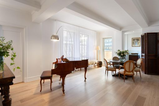 The Lombardy, 111 East 56th Street, #PH19