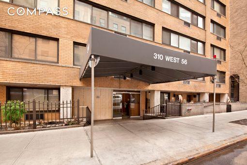 310 West 56th Street, #10A