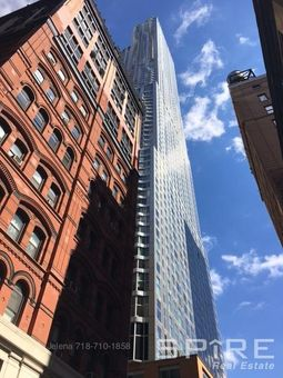 New York By Gehry, 8 Spruce Street, #9T