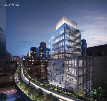 515 High Line, 515 West 29th Street, #PH7S