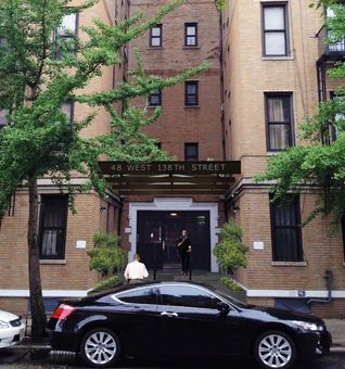 Saint Anne's Court, 48 West 138th Street, #5F