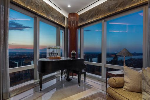 Residences at the Mandarin Oriental, 80 Columbus Circle, #PH75AB