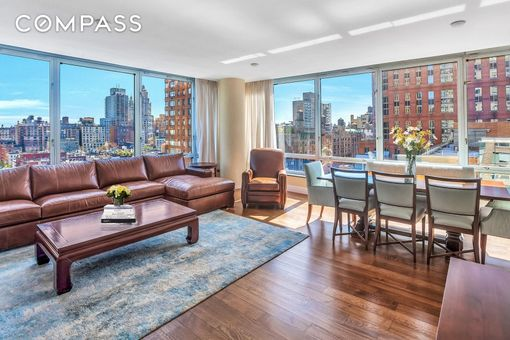 One Lincoln Square 150 Columbus Avenue Unit 14ef 3 Bed Apt For