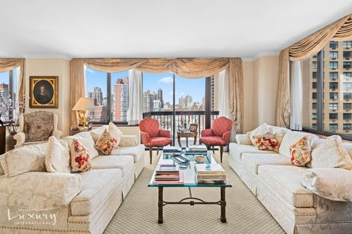 The Oxford, 422 East 72nd Street, #18AB